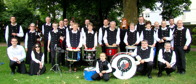 L'ensemble Celtic Rieds Pipers